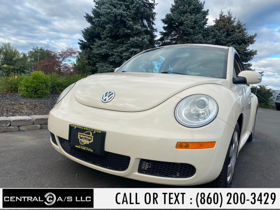 Used Volkswagen New Beetle Coupe 2dr Auto PZEV 2007   Central A/S LLC. East Windsor, Connecticut