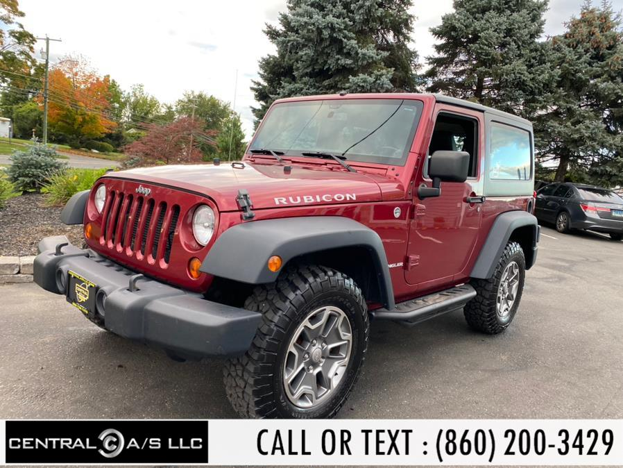 Used Jeep Wrangler 4WD 2dr Rubicon 2013   Central A/S LLC. East Windsor, Connecticut