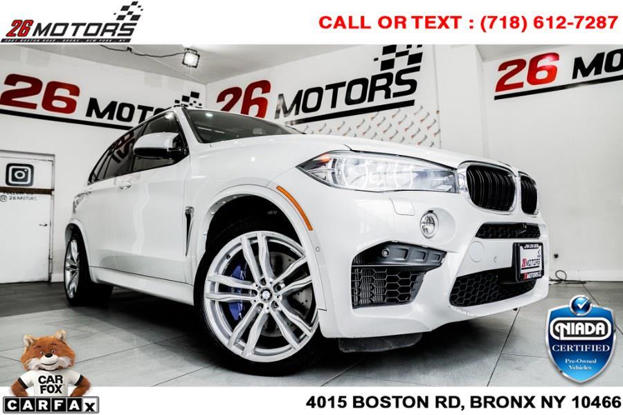 Used BMW X5 M Sports Activity Vehicle 2018 | 26 Motors Corp. Bronx, New York