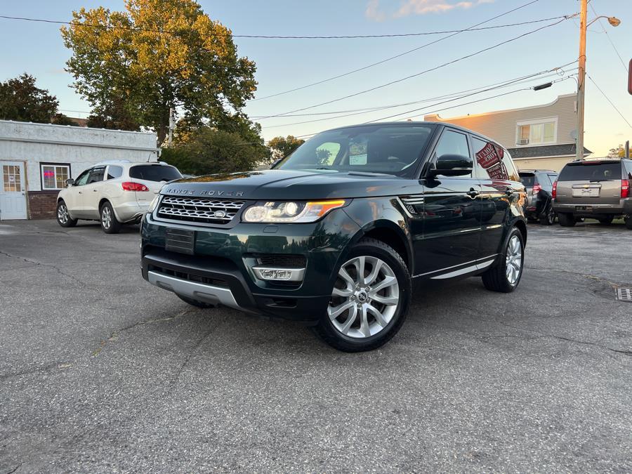 Used 2014 Land Rover Range Rover Sport in Springfield, Massachusetts | Absolute Motors Inc. Springfield, Massachusetts