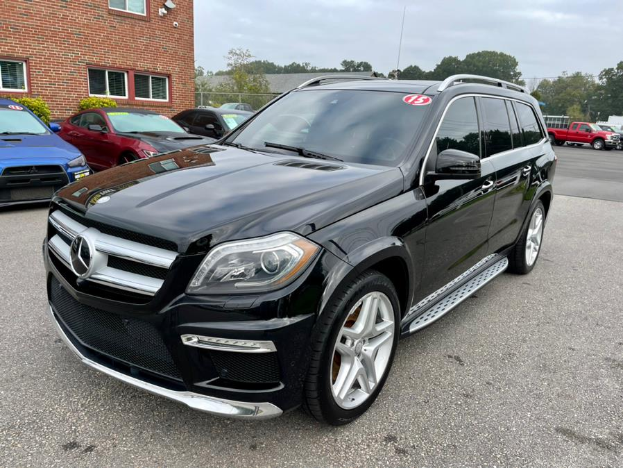 Used Mercedes-Benz GL-Class 4MATIC 4dr GL 550 2015 | Mike And Tony Auto Sales, Inc. South Windsor, Connecticut