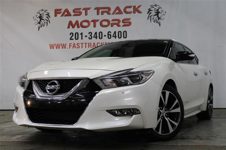 Used Nissan Maxima 3.5 SL 2017 | Fast Track Motors. Paterson, New Jersey