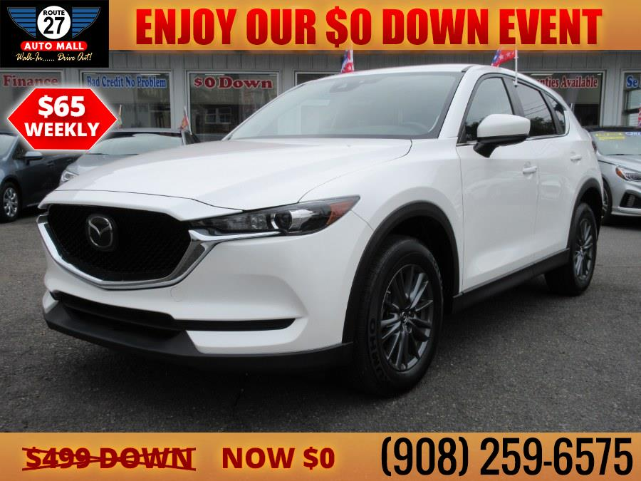 Used 2020 Mazda CX-5 in Linden, New Jersey   Route 27 Auto Mall. Linden, New Jersey