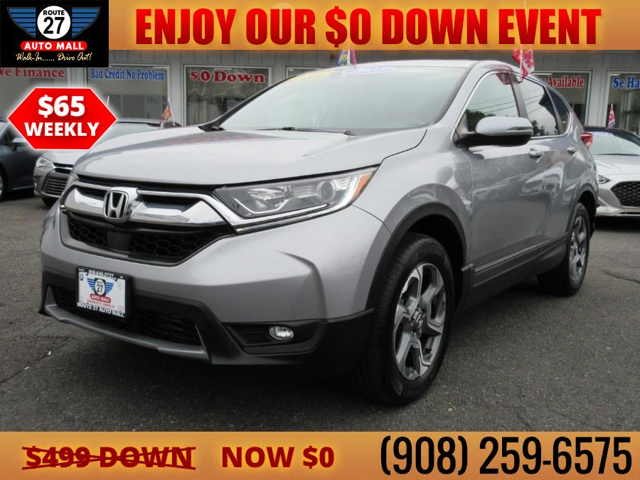 Used 2017 Honda CR-V in Linden, New Jersey   Route 27 Auto Mall. Linden, New Jersey