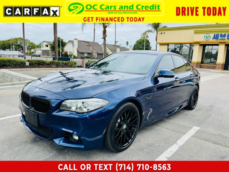 Used 2016 BMW 5 Series in Garden Grove, California | OC Cars and Credit. Garden Grove, California