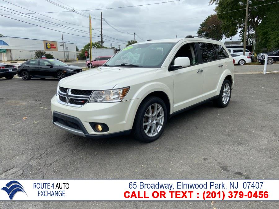 Used Dodge Journey AWD 4dr Limited 2014   Route 4 Auto Exchange. Elmwood Park, New Jersey