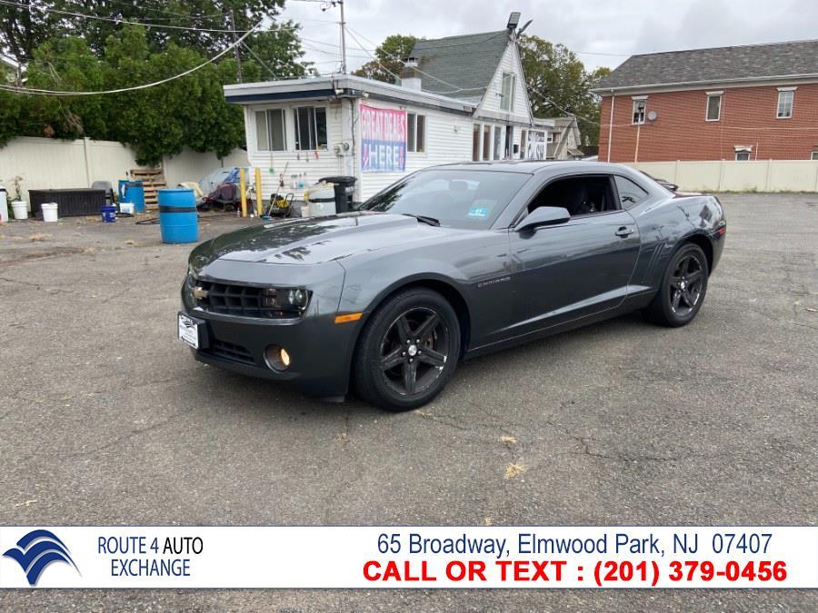 Used Chevrolet Camaro 2dr Cpe 1LT 2011 | Route 4 Auto Exchange. Elmwood Park, New Jersey