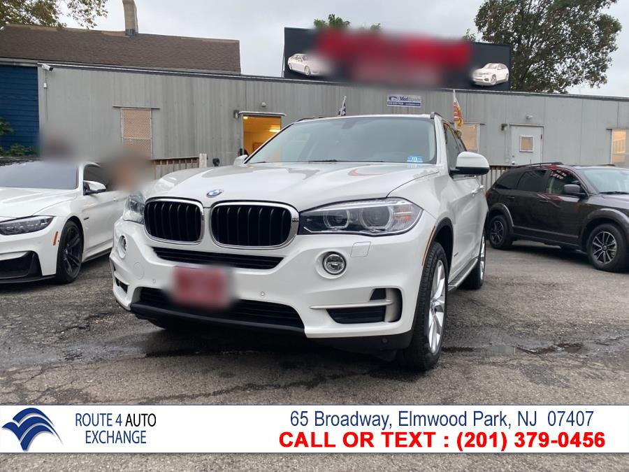 Used BMW X5 AWD 4dr xDrive35i 2016   Route 4 Auto Exchange. Elmwood Park, New Jersey