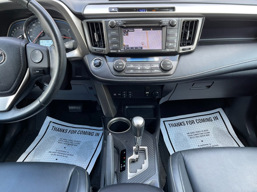 Used Toyota RAV4 AWD 4dr Limited (Natl) 2015   DZ Automall. Paterson, New Jersey