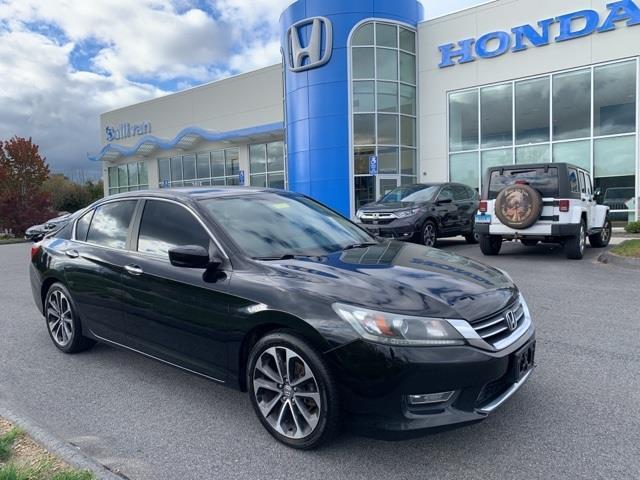 Used Honda Accord Sport 2013 | Sullivan Automotive Group. Avon, Connecticut