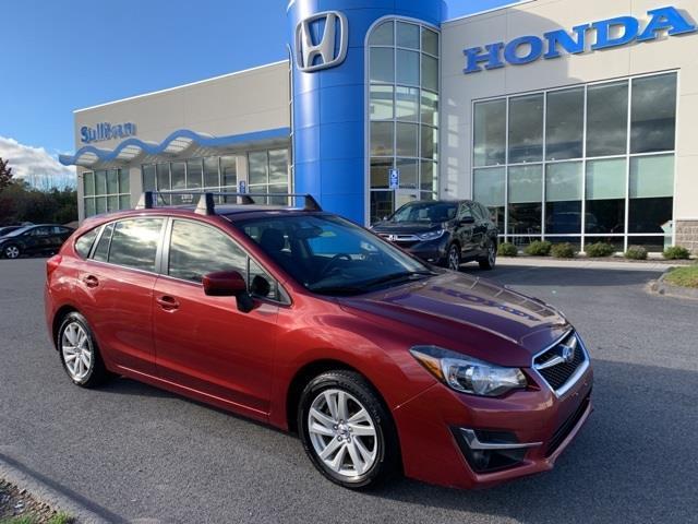 Used Subaru Impreza 2.0i Premium 2016 | Sullivan Automotive Group. Avon, Connecticut