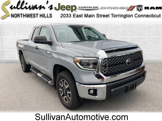 Used Toyota Tundra  2020   Sullivan Automotive Group. Avon, Connecticut