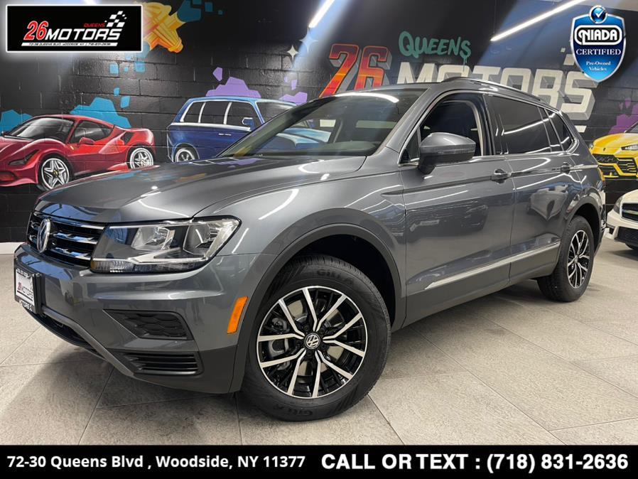 Used Volkswagen Tiguan 2.0T SE 4MOTION 2021 | 26 Motors Queens. Woodside, New York