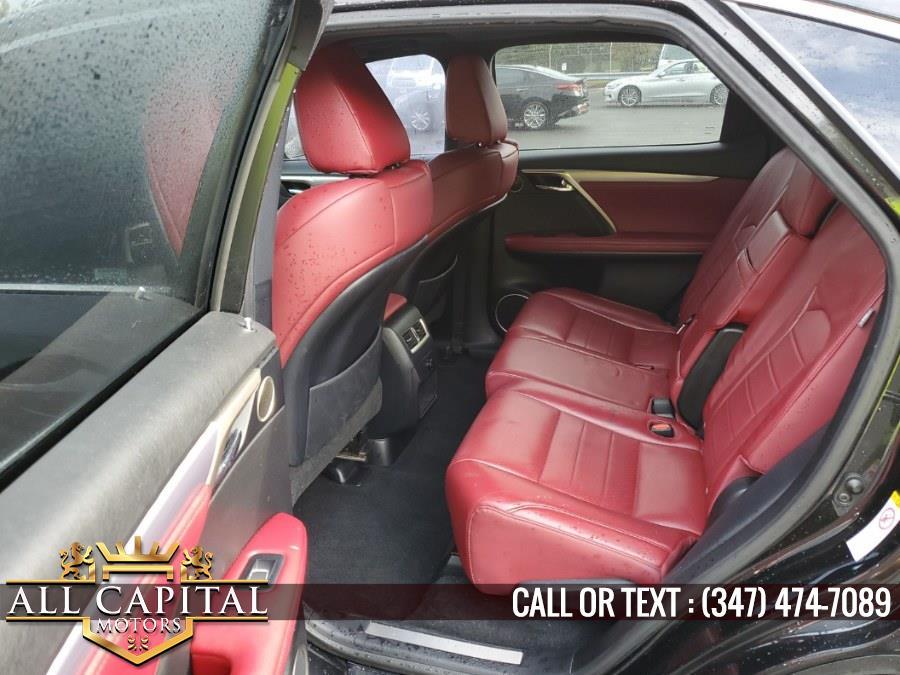 Used Lexus RX RX 350 F Sport AWD 2017 | All Capital Motors. Brooklyn, New York