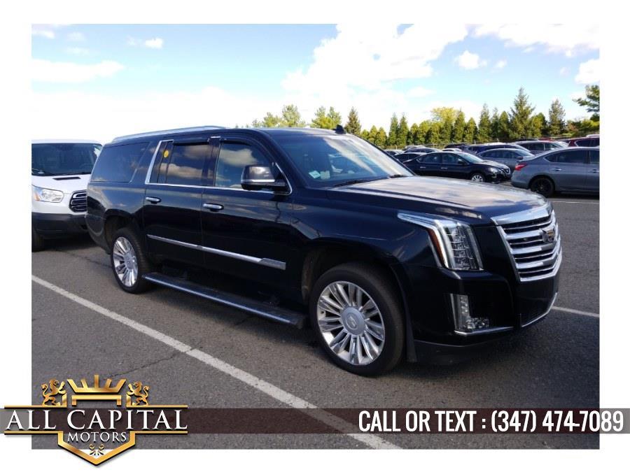 Used Cadillac Escalade ESV 4WD 4dr Platinum 2016   All Capital Motors. Brooklyn, New York