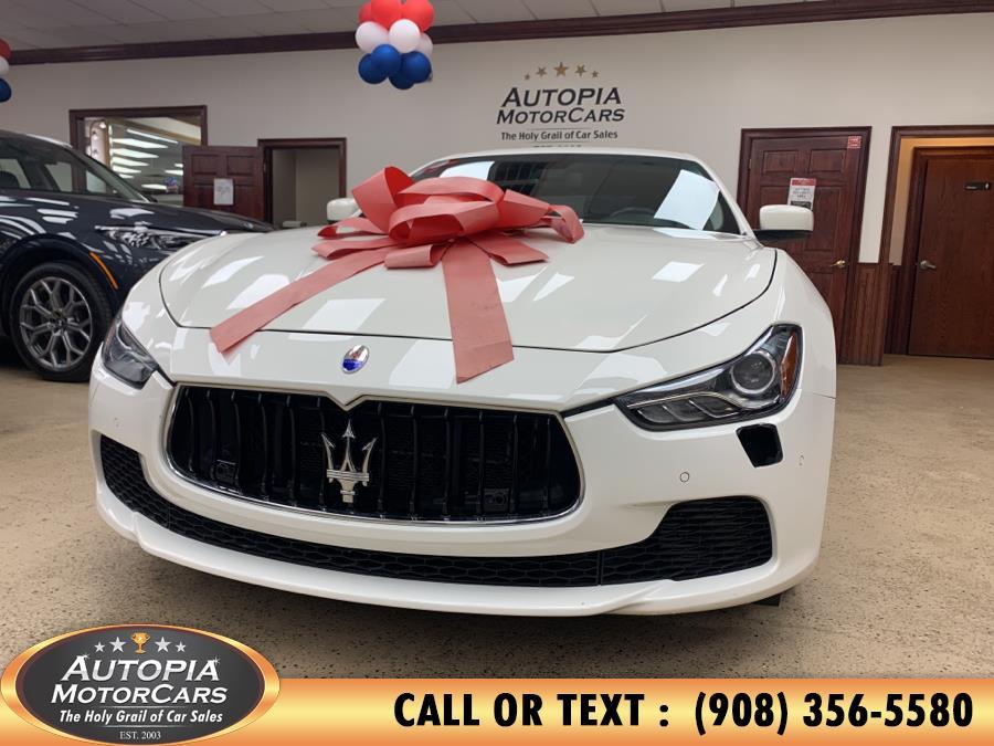 Used 2014 Maserati Ghibli in Union, New Jersey | Autopia Motorcars Inc. Union, New Jersey
