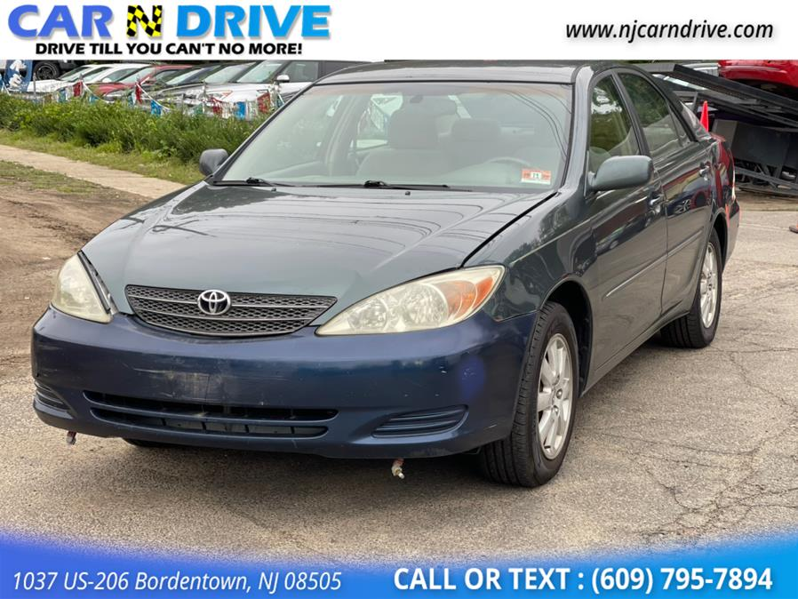 Used Toyota Camry XLE 2003 | Car N Drive. Bordentown, New Jersey
