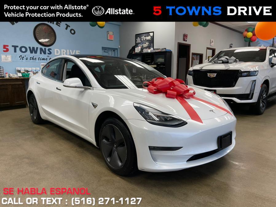 Used Tesla Model 3 Standard Range Battery Plus RWD 2019 | 5 Towns Drive. Inwood, New York