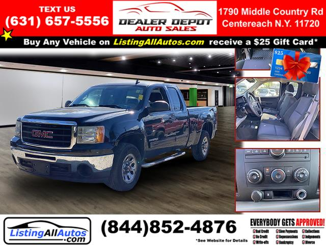 Used 2011 GMC Sierra 1500 in Patchogue, New York   www.ListingAllAutos.com. Patchogue, New York