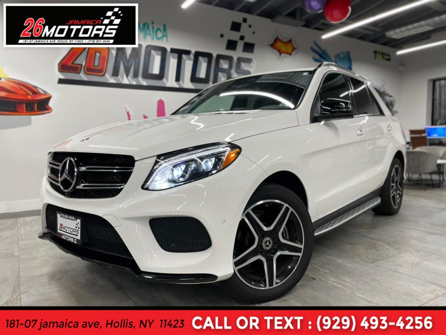 Used Mercedes-Benz GLE GLE 400 4MATIC SUV 2019 | Jamaica 26 Motors. Hollis, New York