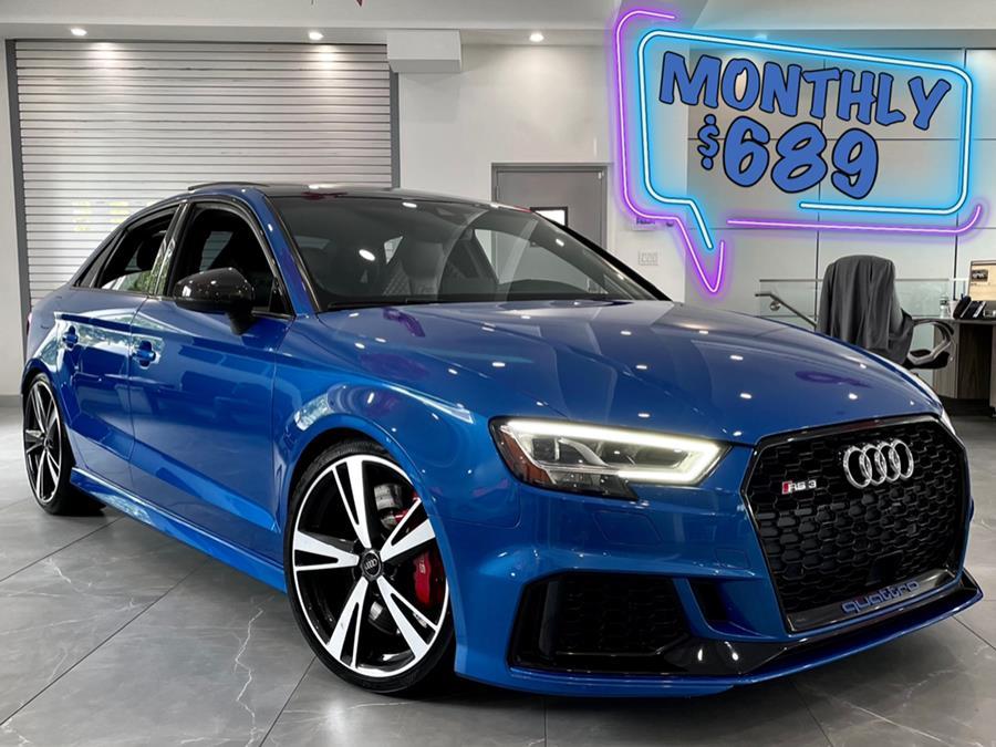Used 2018 Audi RS 3 in Franklin Square, New York | C Rich Cars. Franklin Square, New York