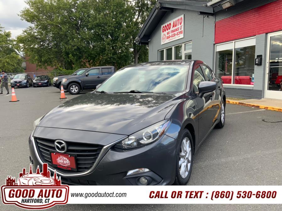 Used Mazda Mazda3 4dr Sdn Auto i Touring 2015 | Good Auto LLC. Hartford, Connecticut