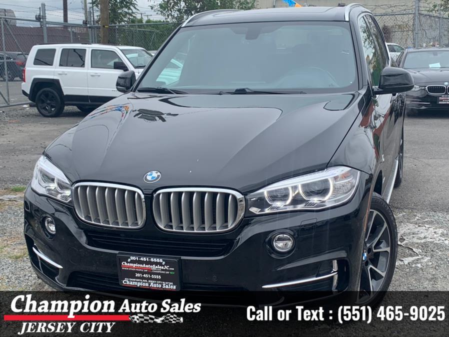 Used BMW X5 xDrive50i Sports Activity Vehicle 2017 | Champion Auto Sales of JC. Jersey City, New Jersey