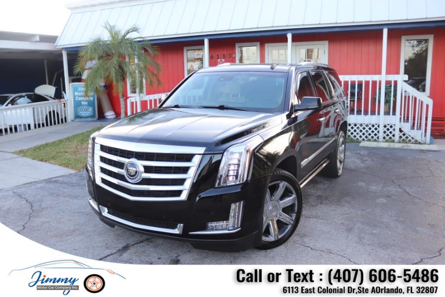 Used Cadillac Escalade 4WD 4dr Premium 2015   Jimmy Motor Car Company Inc. Orlando, Florida