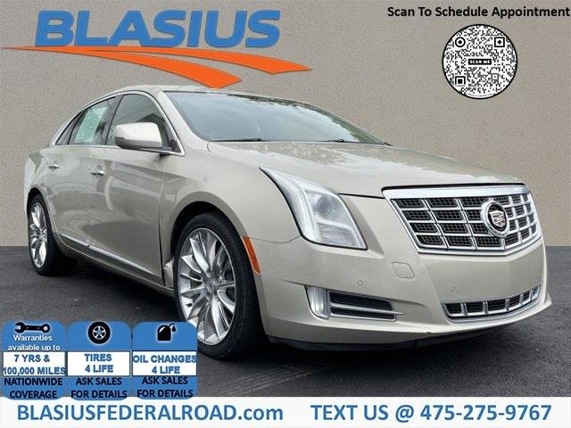 Used Cadillac Xts Luxury 2013   Blasius Federal Road. Brookfield, Connecticut
