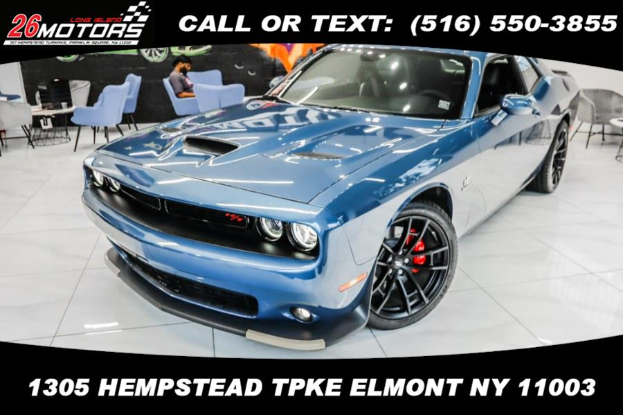 Used Dodge Challenger R/T Scat Pack R/T Scat Pack RWD 2020 | 26 Motors Corp. Bronx, New York