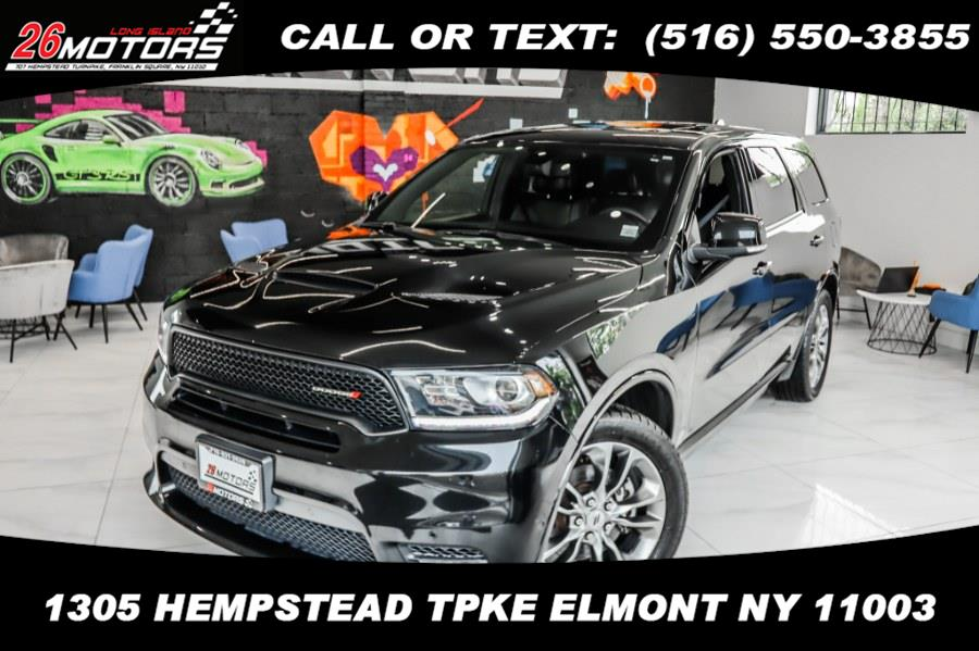 2019 Dodge Durango RT R/T AWD, available for sale in ELMONT, NY