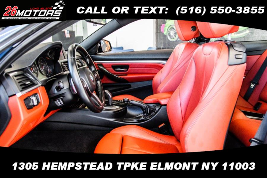 Used BMW 4 Series ///M Sport Package 2dr Cpe 435i xDrive AWD 2016 | 26 Motors Corp. Bronx, New York