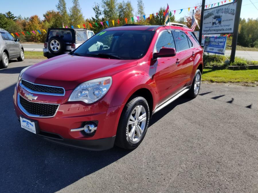 Used Chevrolet Equinox AWD 4dr LT w/2LT 2014 | Fairway Auto Sales. Hancock, Maine