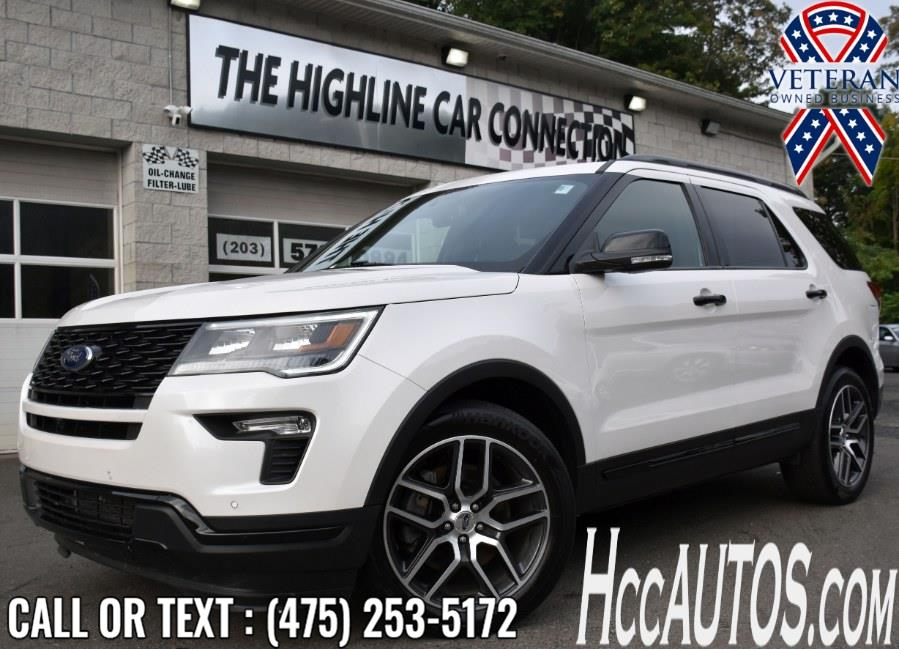 Used 2019 Ford Explorer in Waterbury, Connecticut | Highline Car Connection. Waterbury, Connecticut