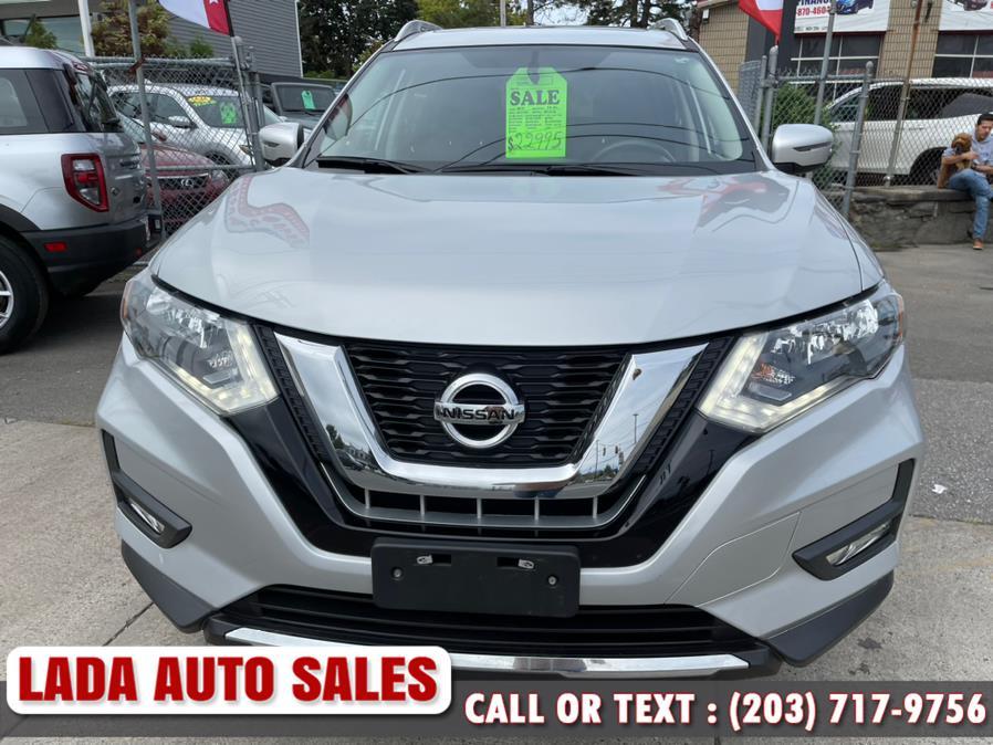 Used Nissan Rogue 2017.5 AWD SV 2017 | Lada Auto Sales. Bridgeport, Connecticut