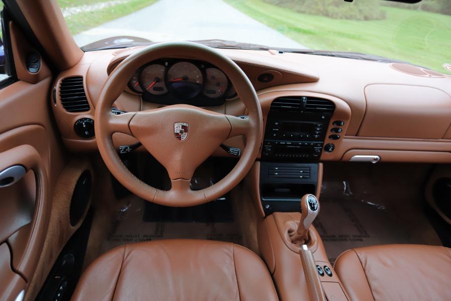 Used Porsche 911 Carrera 2dr Carrera Cpe 6-Spd Manual 2003   Meccanic Shop North Inc. North Salem, New York