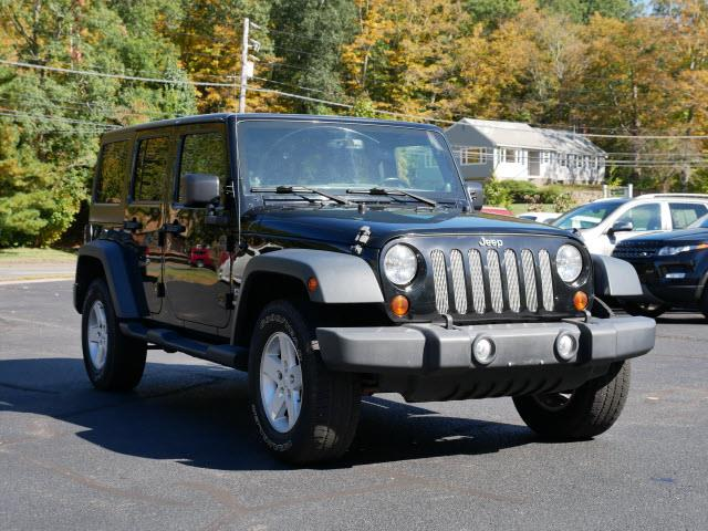 Used Jeep Wrangler Unlimited Sport 2013 | Canton Auto Exchange. Canton, Connecticut