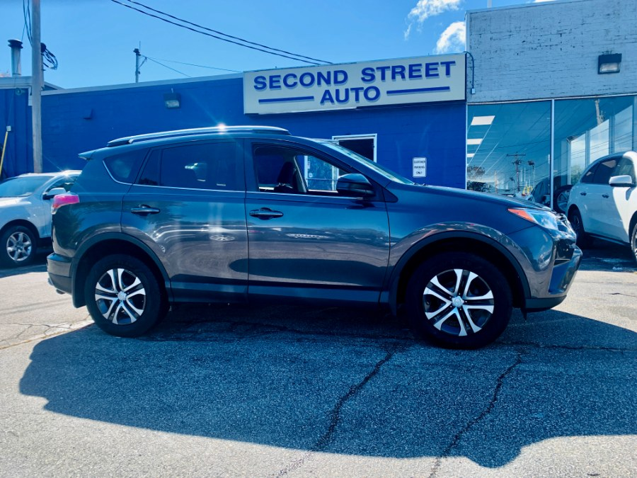Used 2016 Toyota RAV4 in Manchester, New Hampshire | Second Street Auto Sales Inc. Manchester, New Hampshire