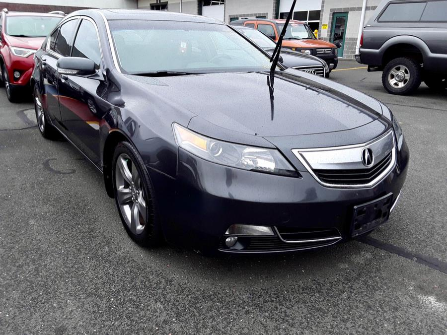 Used 2012 Acura TL in New Haven, Connecticut | Primetime Auto Sales and Repair. New Haven, Connecticut