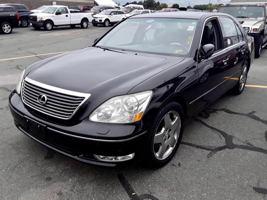 Used 2005 Lexus LS 430 in New Haven, Connecticut | Primetime Auto Sales and Repair. New Haven, Connecticut