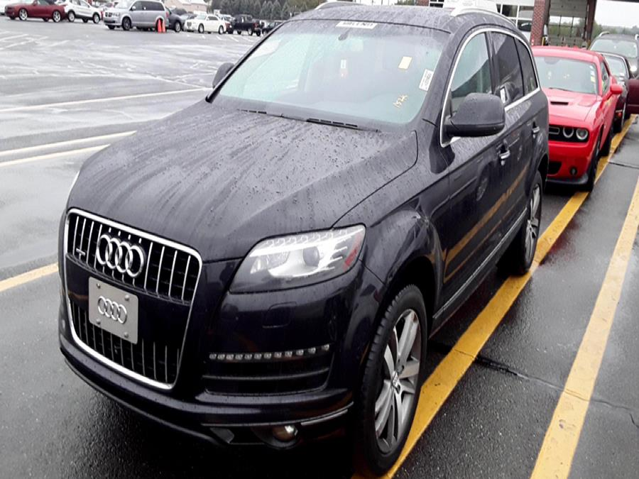 Used 2013 Audi Q7 in New Haven, Connecticut | Primetime Auto Sales and Repair. New Haven, Connecticut