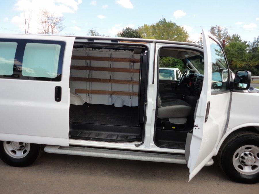"Used Chevrolet Express Cargo Van RWD 2500 135"" 2019   International Motorcars llc. Berlin, Connecticut"