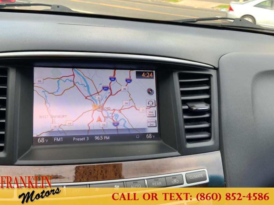 Used Infiniti QX60 AWD 4dr 2014 | Franklin Motors Auto Sales LLC. Hartford, Connecticut