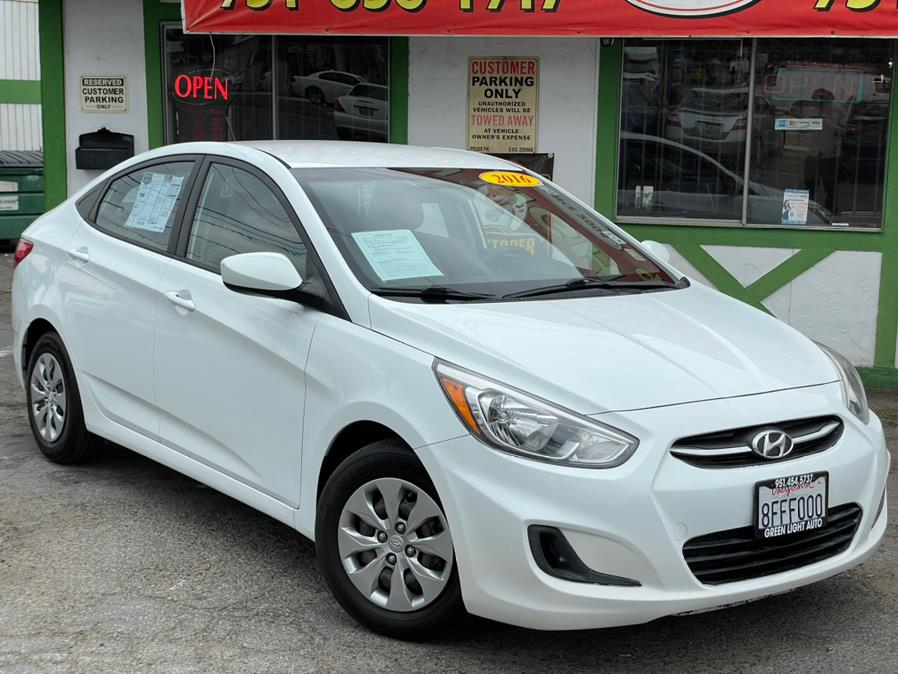 Used 2016 Hyundai Accent in Corona, California | Green Light Auto. Corona, California