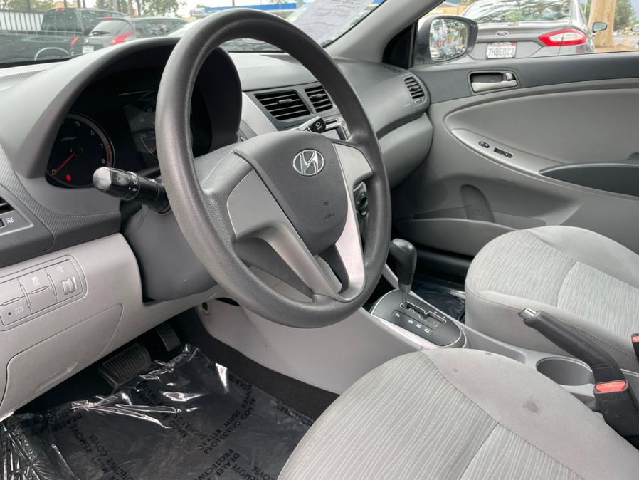 Used Hyundai Accent 4dr Sdn Auto SE 2016 | Green Light Auto. Corona, California