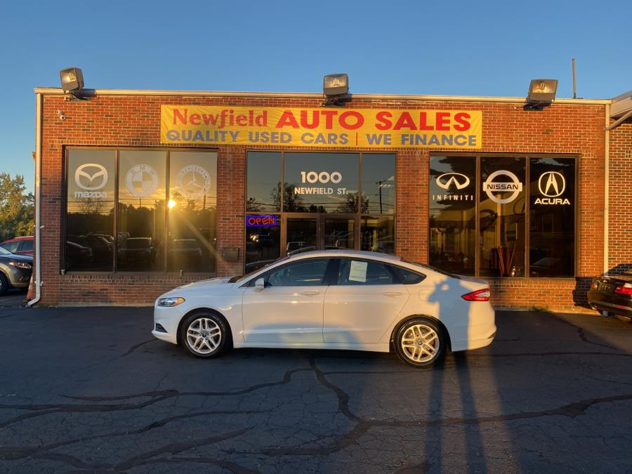 Used Ford Fusion 4dr Sdn SE FWD 2013 | Newfield Auto Sales. Middletown, Connecticut