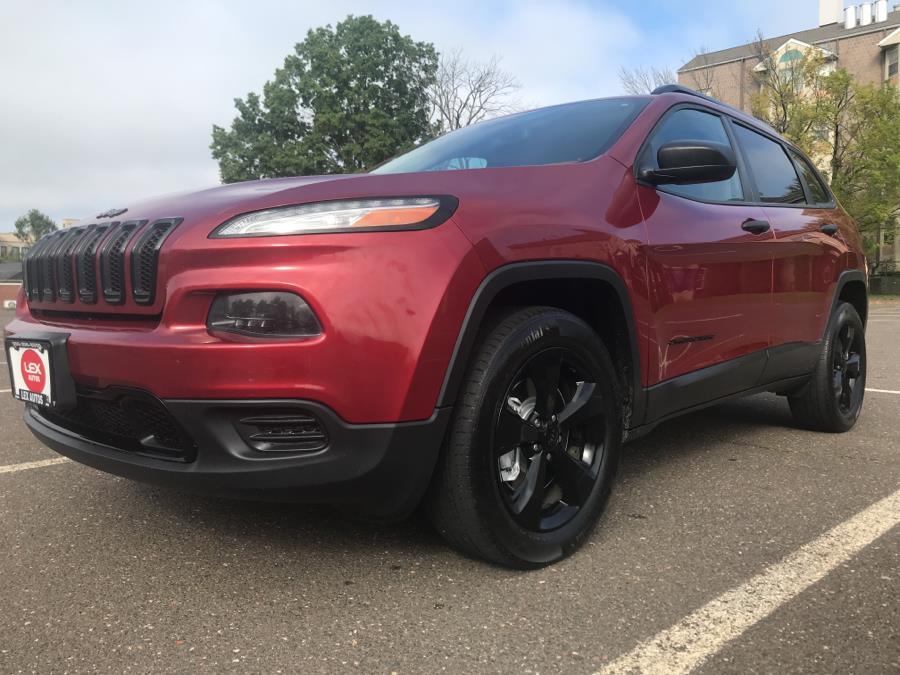 Used Jeep Cherokee 4WD 4dr Altitude 2016 | Lex Autos LLC. Hartford, Connecticut