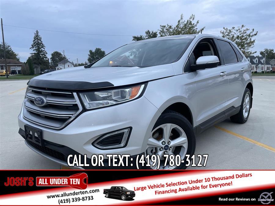 Used 2015 Ford Edge in Elida, Ohio | Josh's All Under Ten LLC. Elida, Ohio
