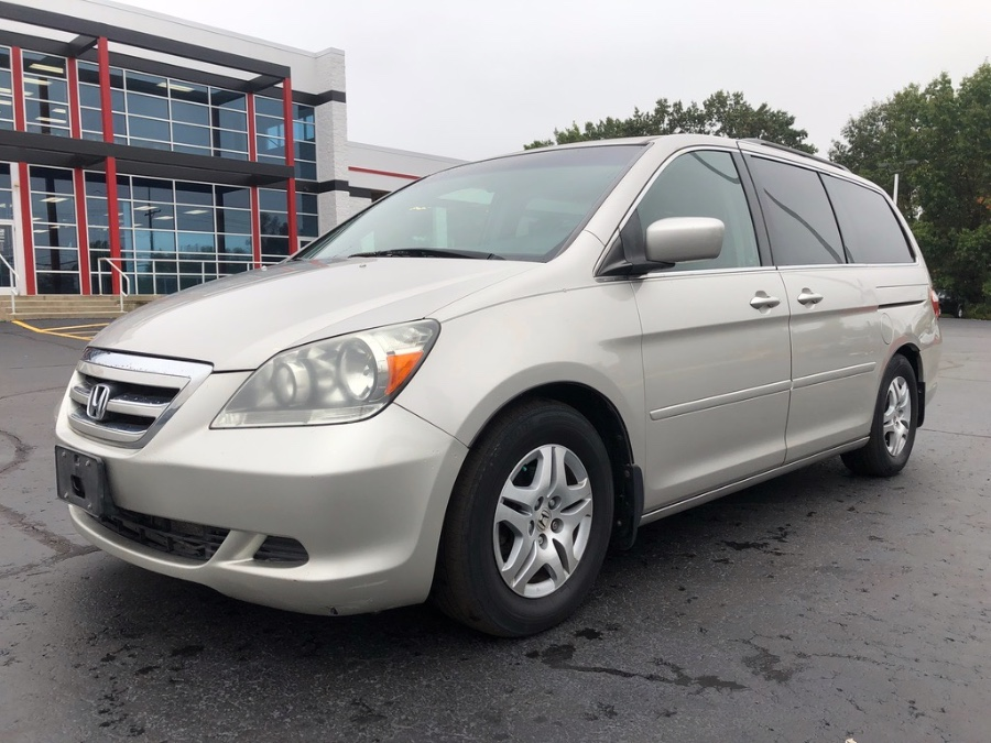 Used Honda Odyssey 5dr EX-L AT with RES 2006 | Marsh Auto Sales LLC. Ortonville, Michigan