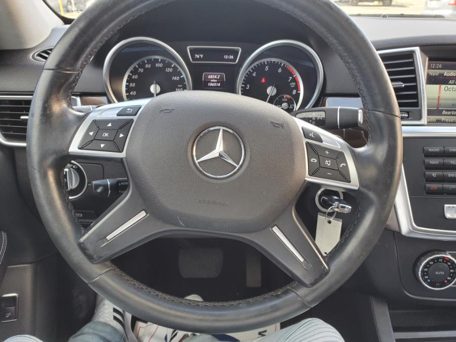 Used Mercedes-Benz M-Class 4MATIC 4dr ML350 2015   Capital Lease and Finance. Brockton, Massachusetts